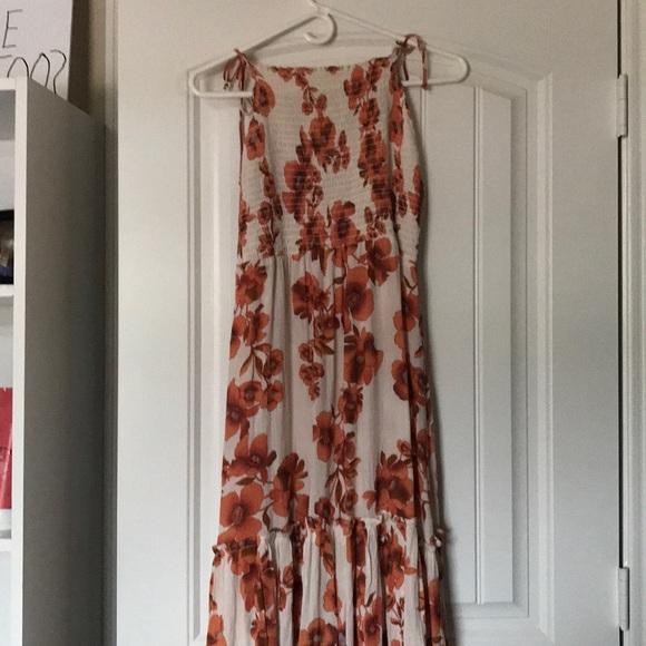 Infinity Raine Dresses & Skirts - Long floral dress medium